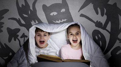 Cuentos de terror para contar a los niños en Halloween