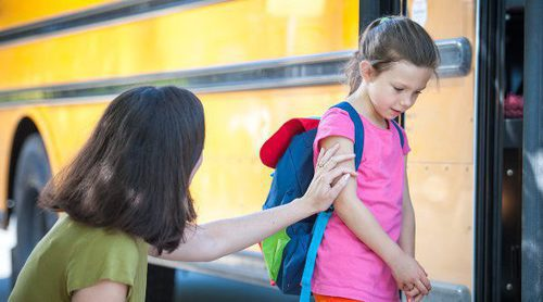 Cómo actuar si un niño tiene un ataque de ansiedad