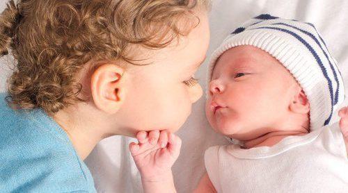 Uno nuevo en la familia: como afrontar la llegada de un hermanito