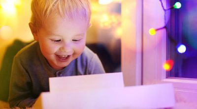 Qué regalar por Navidades a un niño de 1 año