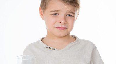 Cómo combatir la acidez de estómago en niños