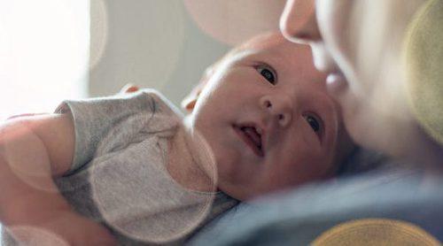 ¿Cómo reconoce el bebé a sus padres?