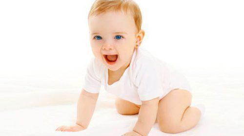 El bebé de 10 meses