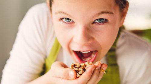 pueden comer frutos secos los nios pequeos