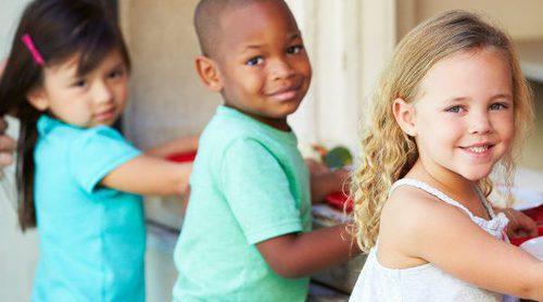 Alimentos fuentes de omega 3 en la alimentación infantil