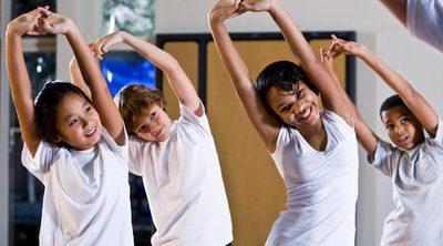 Cómo ayudar a tus hijos a mejorar en clase de educación física