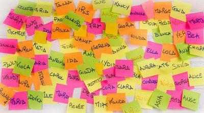Consejos para elegir nombre para tu bebé