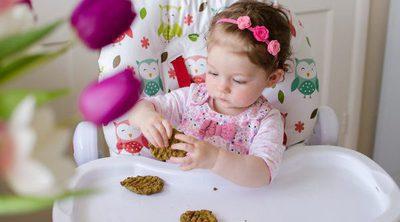 Método Baby-Led Weaning, cómo evitar que el bebé se atragante