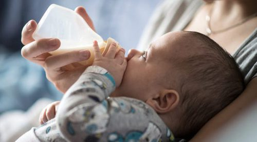 ¿Qué tipos de leche infantil existen?