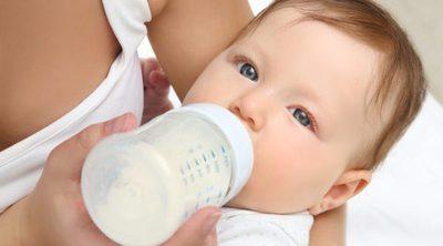 Qué leche dar a un bebé con intolerancia a la lactosa