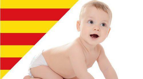 Los nombres de bebé más comunes en Cataluña