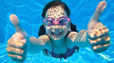 ¿Desde qué edad pueden los niños aprender a nadar?