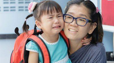 Cómo superar el primer día de guardería de tus hijos