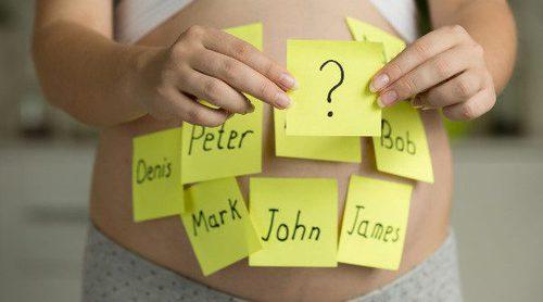 Qué hacer si no nos ponemos de acuerdo para elegir el nombre del bebé