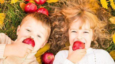 Las frutas de temporada recomendadas para los niños en otoño