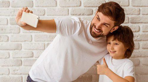 ¿Es peligroso compartir fotos de nuestros hijos en redes sociales?