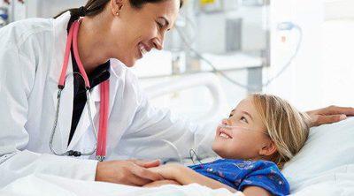 La operación de vegetaciones en niños