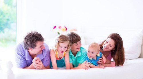 Qué es ser familia numerosa