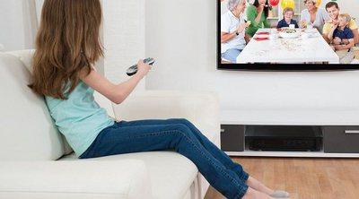 Los efectos secundarios de la televisión en los niños