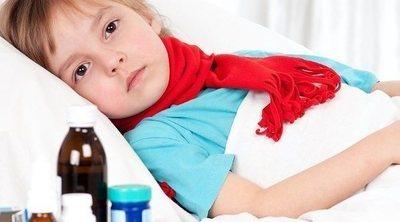 Consejos para tratar la gripe en los niños