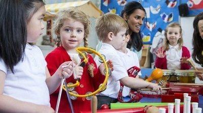 ¿Debe tu hijo tocar un instrumento musical?