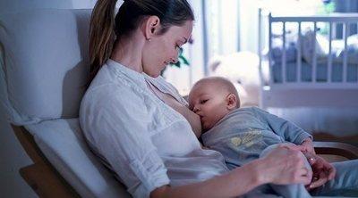 La agitación por amamantamiento: cuando nuestro cuerpo rechaza la lactancia