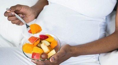 Dieta sana y equilibrada en el embarazo