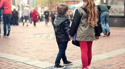 Cómo evitar perder a tu hijo en lugares públicos