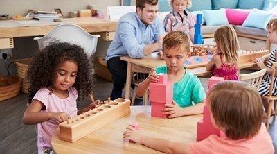 Cómo enseñar matemáticas según Montessori