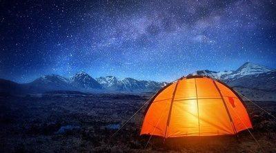 Cómo ir de acampada con un niño pequeño o un bebé