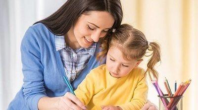Crea un buen espacio de aprendizaje para tus hijos