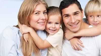 Una familia feliz, necesita algo de estrés