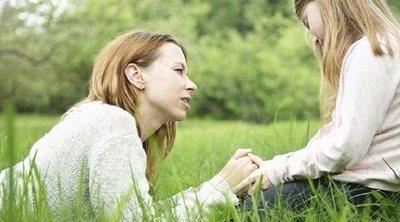 Cómo decirle a tu hijo que has tenido un aborto involuntario