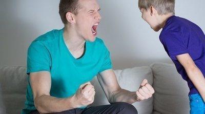 ¿Estás enfadado? NO amenaces a tus hijos