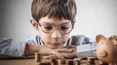 Lecciones de dinero que te enseñan tus hijos