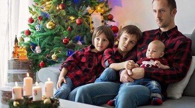 Disfrutar de los dibujos navideños: beneficios para los niños