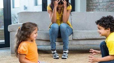 ¿Estás cansando de aguantar el mal genio de tus hijos?