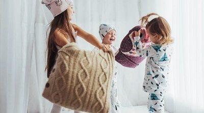 Consejos para la primera fiesta de pijamas de tu hijo/a