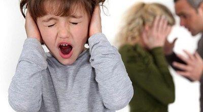Niños con dos hogares; las consecuencias del divorcio