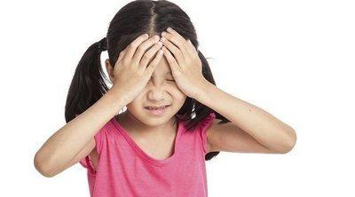 Dolor de cabeza tensional en niños