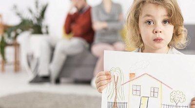 Un divorcio enseña grandes cosas sobre el amor a los niños