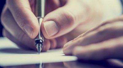 Escribe una carta a tus hijos, sin importar la edad que tengan