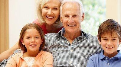 Cómo es el amor de los abuelos por sus nietos