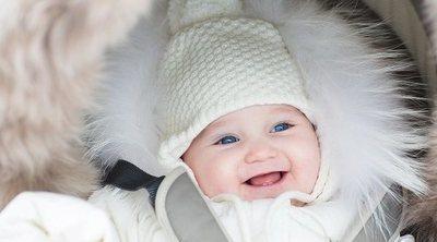 Cuándo se definen el color de ojos de los bebés