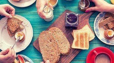 Dieta saludable para que los niños aumenten de peso