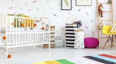 Cómo diseñar la primera habitación de tu bebé