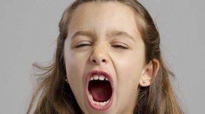 El bostezo excesivo en niños