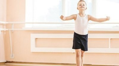 El ballet o la danza, ¿es solo para niñas?