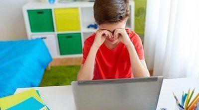 Beneficios del uso del ordenador en niños