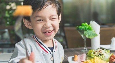 Cuántas calorías debe comer un niño